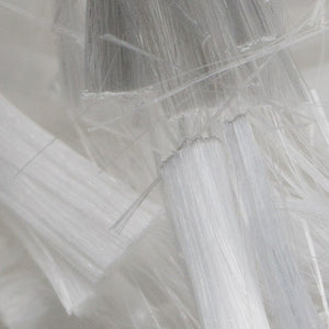 RMS702 Polyvinyl Alcohol Fibers close up