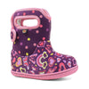 Baby Bogs Rainbow Purple Waterproof