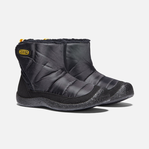 KEEN Howser II Black/KEEN Yellow Eco Anti-Odor