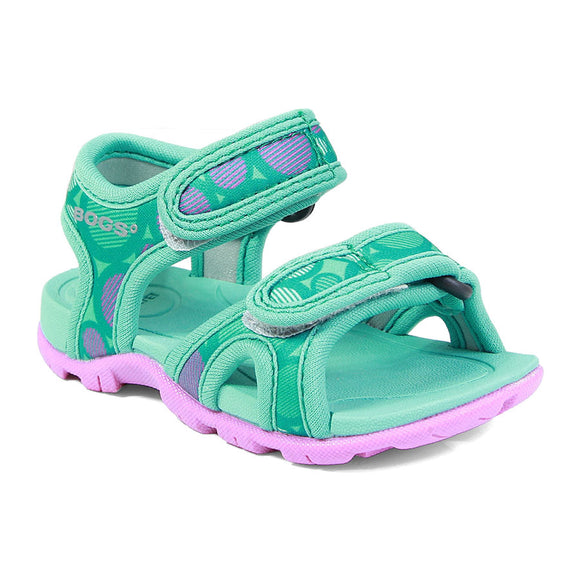 Bogs Whitefish Dot Sandal (Toddler/Little Kid)