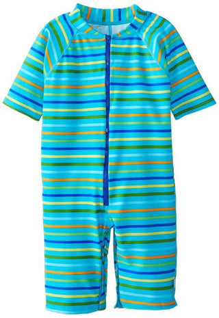 i play One-Piece Zip Sunsuit