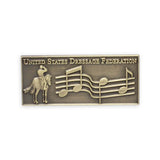 Diestruck Antique Lapel Pins