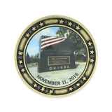 Made in America- Digitally Printed Coins