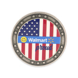 Made in America- Dimensionally Printed Coin