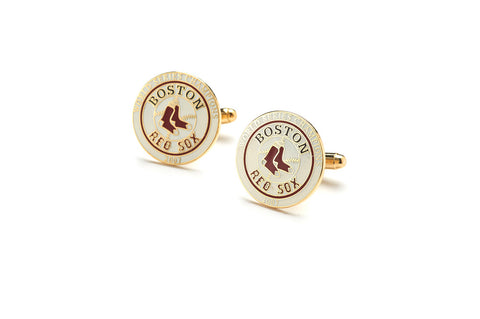 Diestruck or Enamel Cufflinks