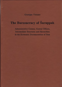 The Bureaucracy of Suruppak. (ALASPM 10)
