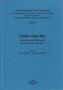 Under One Sky - Astronomy and Mathematics. (AOAT 297)