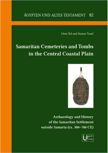 Samaritan Cemeteries and Tombs in the Central Coastal Plain. (ÄAT 82)