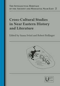 Cross-Cultural Studies in Near Eastern History and Literature. (IHAMNE 2)