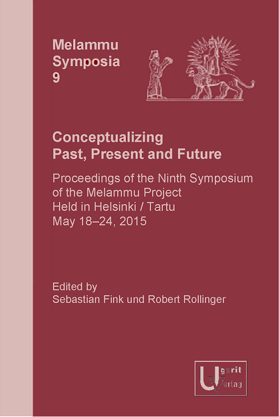 Conceptualizing Past, Present and Future. (MS 9)