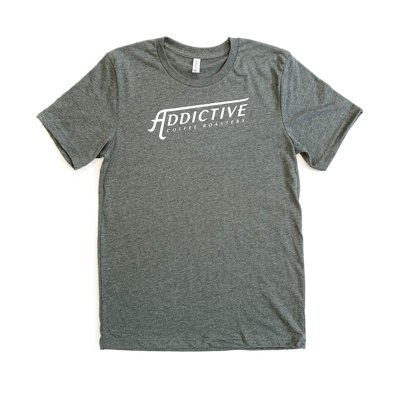 Addictive Gray T-Shirt