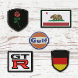 Unique Gift Ideas Custom Patched Embroidered Patches MyLine