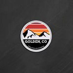 Golden Colorado Custom Apparel and Accessories Custom Patches Sew on Patch