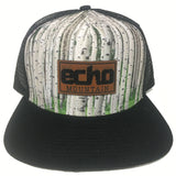 MyLine Aspen Tree Custom Trucker Hat custom patch
