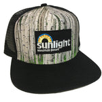MyLine Aspen Tree Custom Trucker Hat