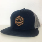 Laser Cut Custom Leather Patch Personalized Hats Golden, CO