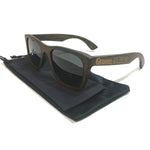 Custom wood frame sunglasses custom polarized glasses