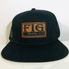 Custom Trucker Hat Custom Snapback Hats Flatbill hats