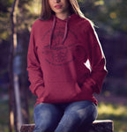 Unisex Pullover Hoodies Custom Pullover Hood Golden, CO Maroon