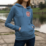 Womens Pullover Hooide Unisex Hoodies Custom Sweatshirt Royal