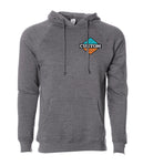Custom Embroidered Hoodie MyLine Denver Colorado Custom Pullover Hoodie