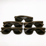 Groomsmen Gifts Personalized wood frame sunglasses