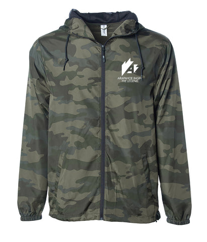 Custom Windbreaker Personalized Windbreaker Custom Jackets Camo