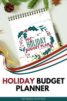 Holiday Budget Planner