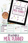 Recipe Binder Meal Planning Printable