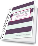 Debt Payoff Worksheets PDF Printable Workbook