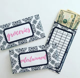 Printable Budgeting Envelopes for Cash Envelope Budgeting