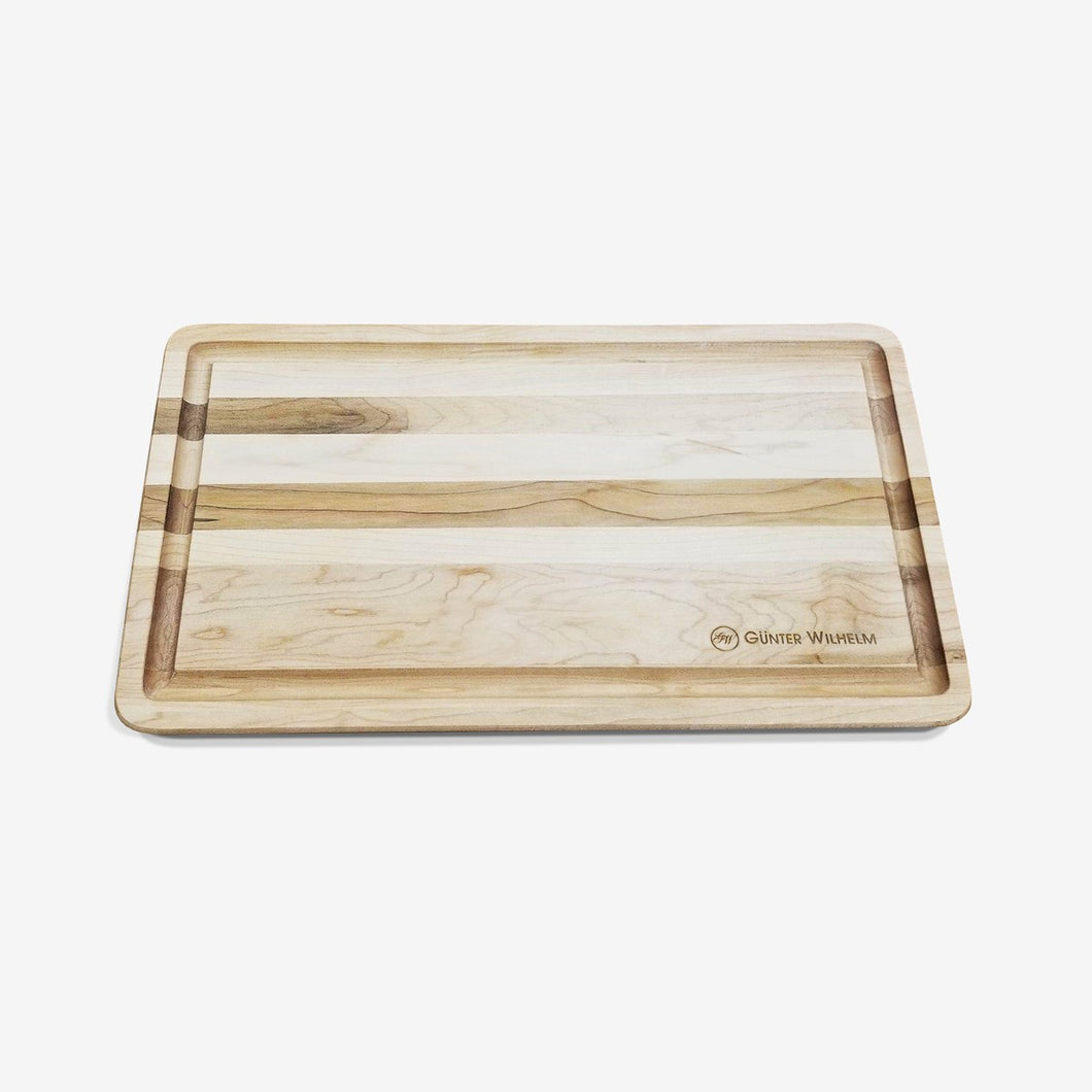 "Grooved Roast/Utility Canadian Maple Board 12""x18""x3/4"", 98-944-12180"
