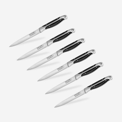 QUEST 6PC STEAK KNIFE CASES (UTILITY) (6 knives per box)
