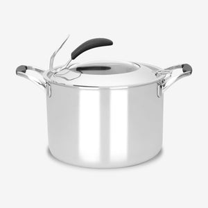 8QT 5PLY Fry Stock Pot