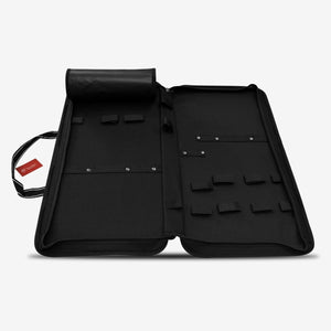 Hard Case Chef Bag with 9 pockets