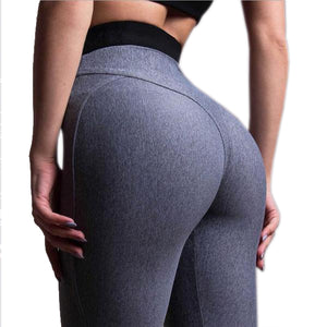 OK 2018 Pants Jumpsuit Athletic Leggings Running Gym Waist High Size Workout Sport Sexy - Deluxefitness