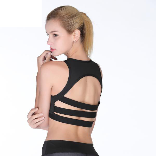 Women Sport Mesh Gym Top - Deluxefitness