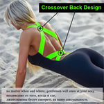 Backless Fitness Costume - Deluxefitness