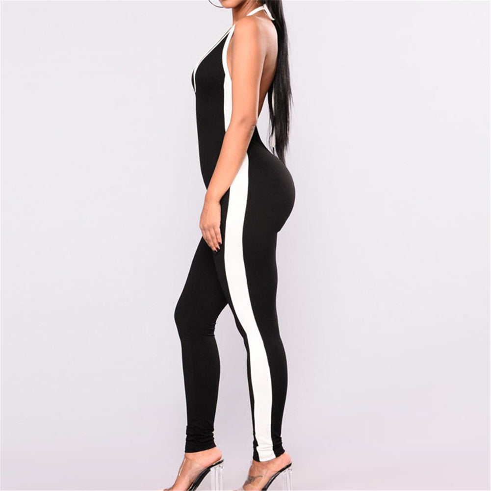 Sports Summer Women Jumpsuit - Deluxefitness