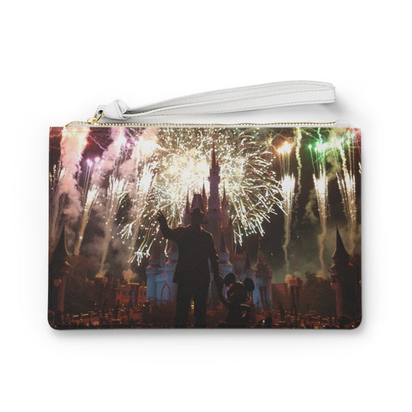 Wishes Clutch Bag