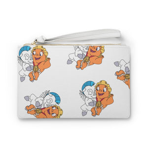 Hercules and Pegasus Clutch Bag