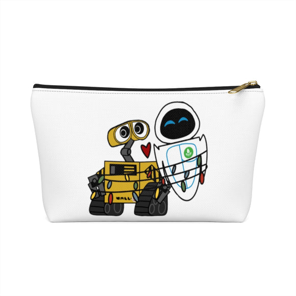 Wall-e & Eve Mansion Pouch