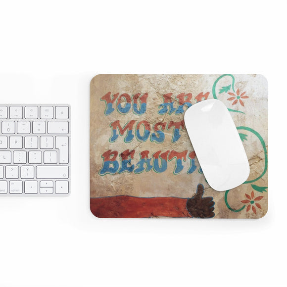 Most Beautiful Wall Mousepad