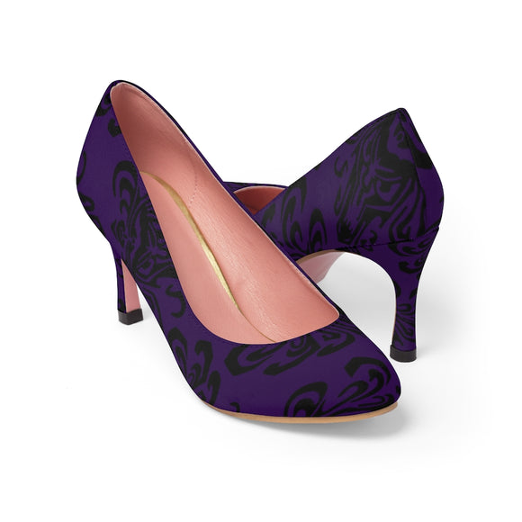 Haunted Mansion Heels