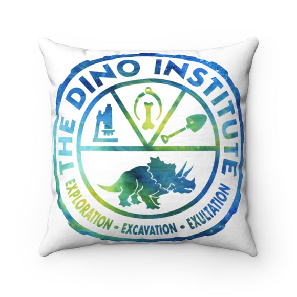 Dino Institute Pillow