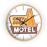 Cozy Cone Wall Clock