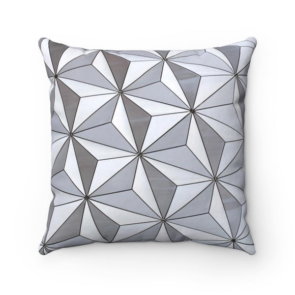 Spaceship Earth Pillow