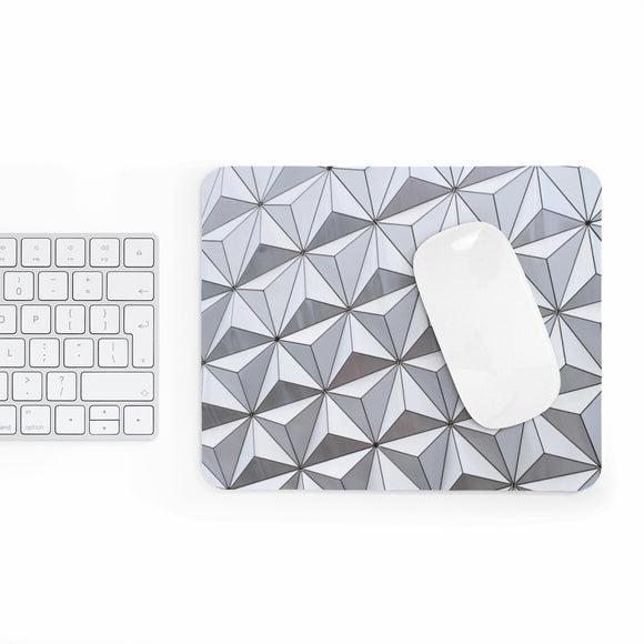Spaceship Earth Mousepad