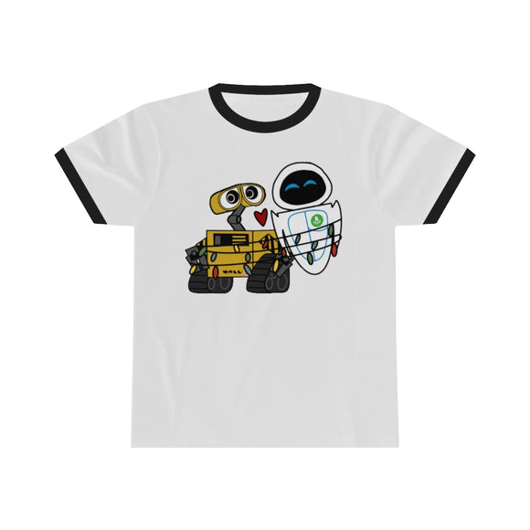Wall-e & Eve Shirt
