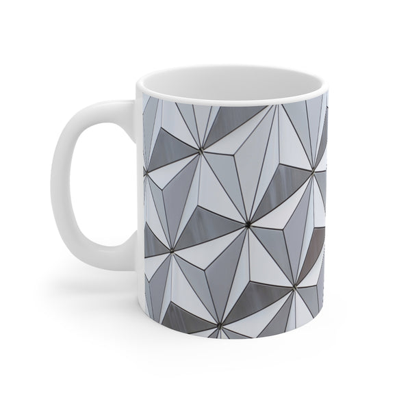 Spaceship Earth Mug